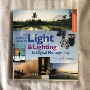 Other - Light & Lighting in Digital Photography book